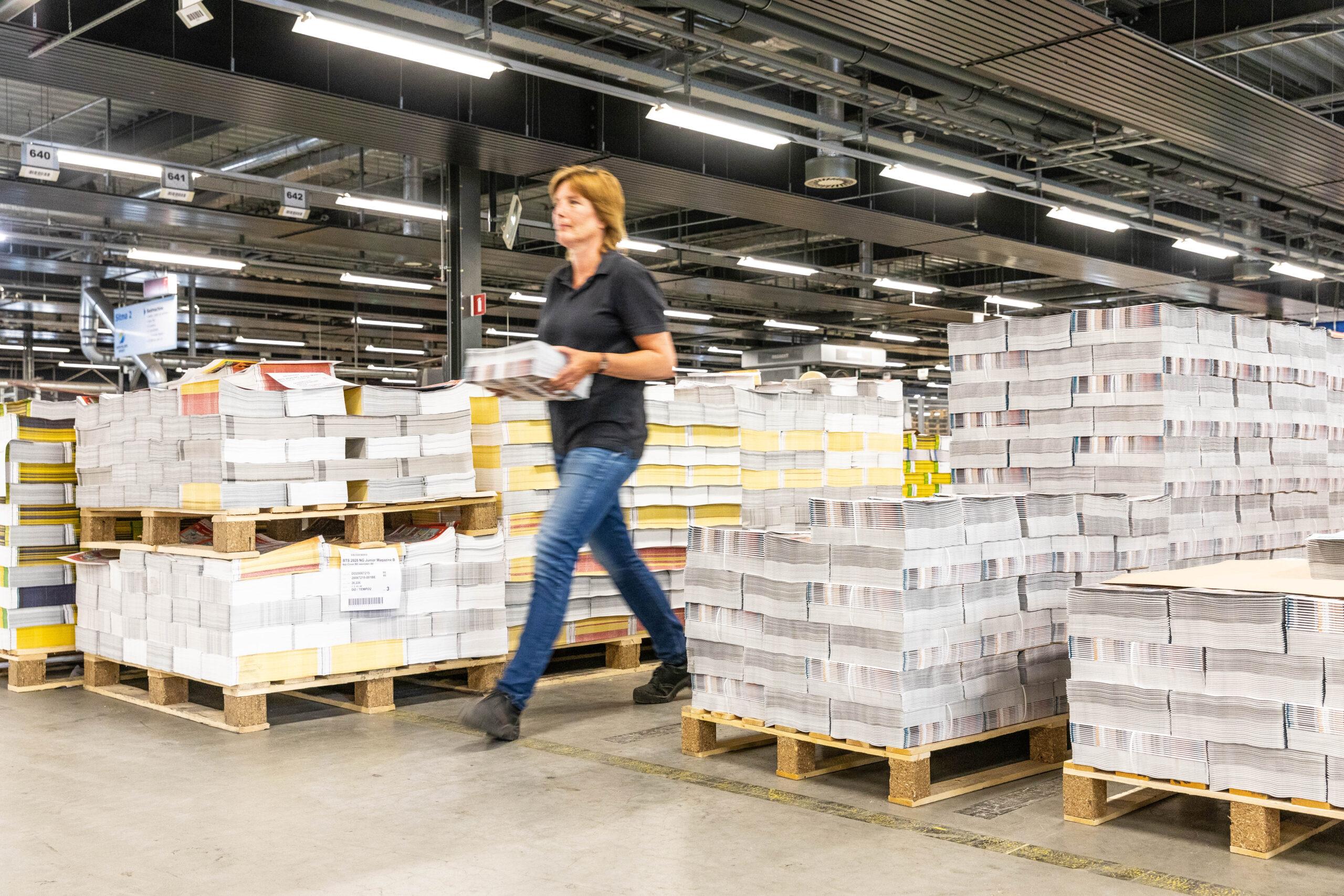 Lieferung von Beilagen / Plus-Produkten
